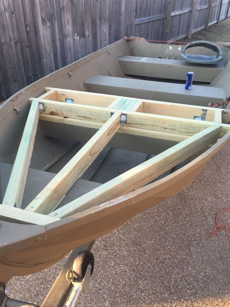 flat bottom boat floor ideas jon boat to bass boat conversion bass boats canoes
