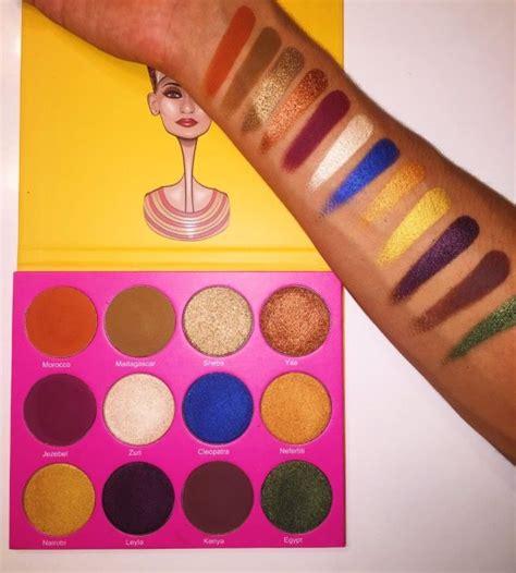 Eyeshadow Juvia S Place best 20 nubian palette ideas on juvia makeup juvias place and juvia s place palette