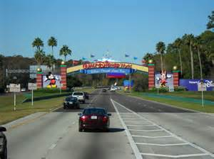 entrance to walt disney world resort from disney s magical