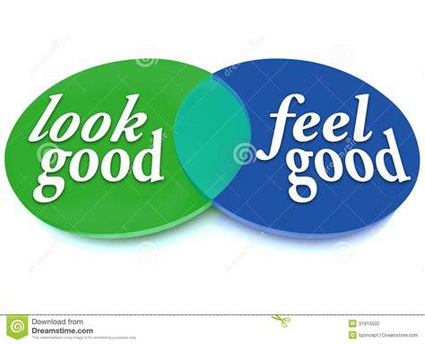 Looks Feels look and feel venn diagram balance appearance vs