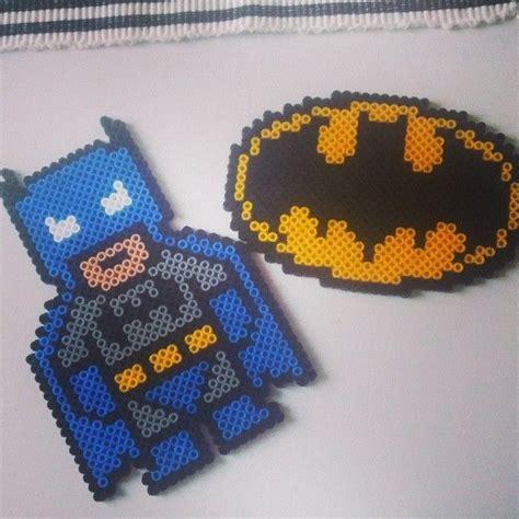 hama batman batman hama by nananajohanna fusebead ideas
