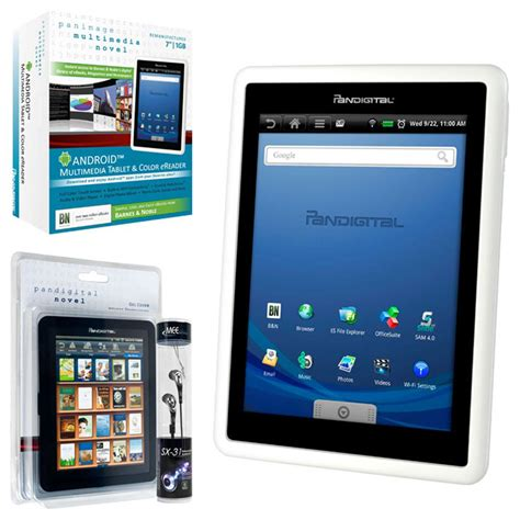android ereader panimage android tablet ereader refurbished 207383 at sportsman s guide