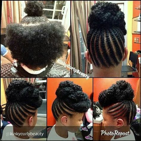 black natural hair dos with cane rows flat row braid 7 ways to rock cornrows flat twists