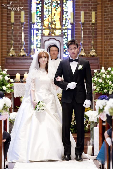 Goo Hye Sun Dress In Wedding Gowns | ku hye sun in wedding dress newhairstylesformen2014 com