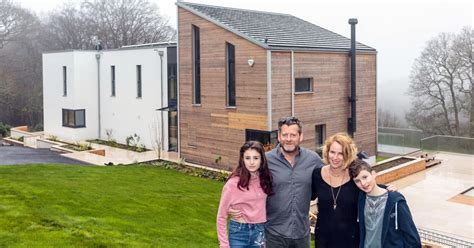 buy flat pack house family built dream six bedroom home in just four days