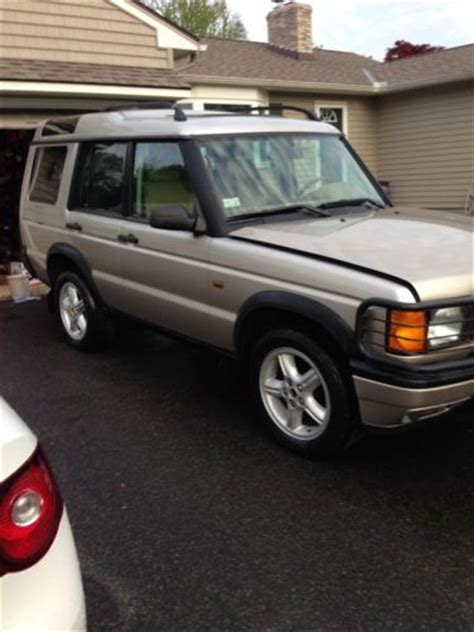 how does cars work 2000 land rover discovery series ii regenerative braking buy used 2000 land rover discovery ii solid mechanic special runs drives great no res in