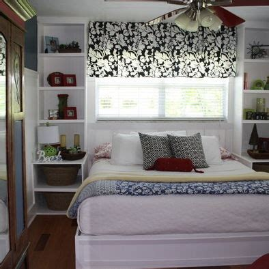 bookcases around bed design for the home pinterest