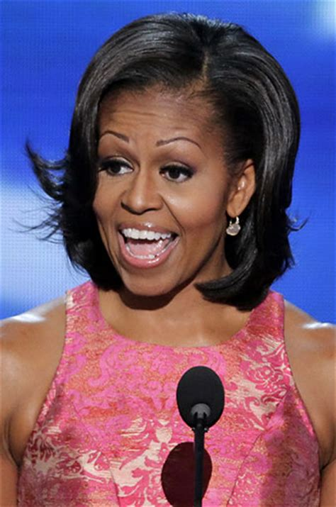 Does Michelle Wear A Wig | does michelle obama wear a wig wigs by unique