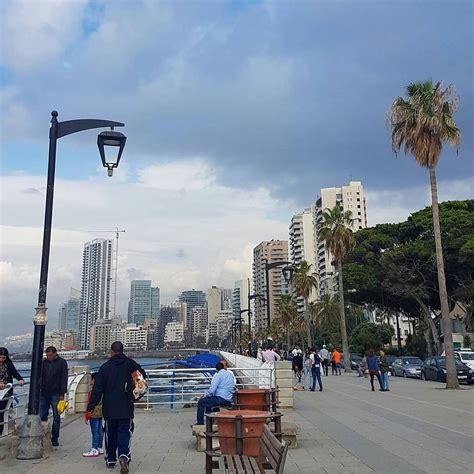 beirut my my city beirut by lina 70 cornichebeirut almanara