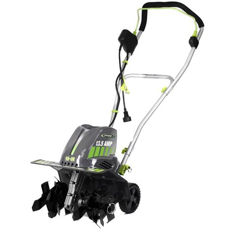 earthwise    amp corded electric tiller