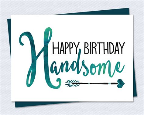 printable birthday cards boyfriend birthday card for husband 50th happy birthday