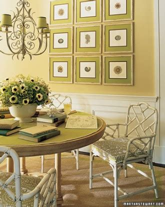 decorating by color how to instructions martha stewart