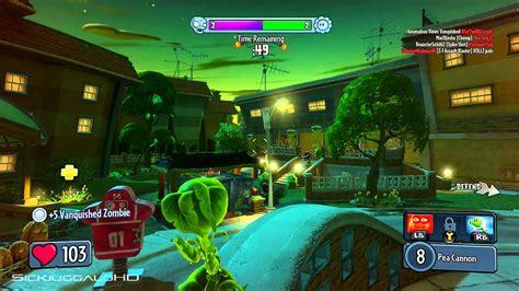 St Garden Vs plants vs zombies garden warfare garden graveyards tactical cuke