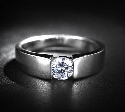 zircon simulated cheap tacori rings for