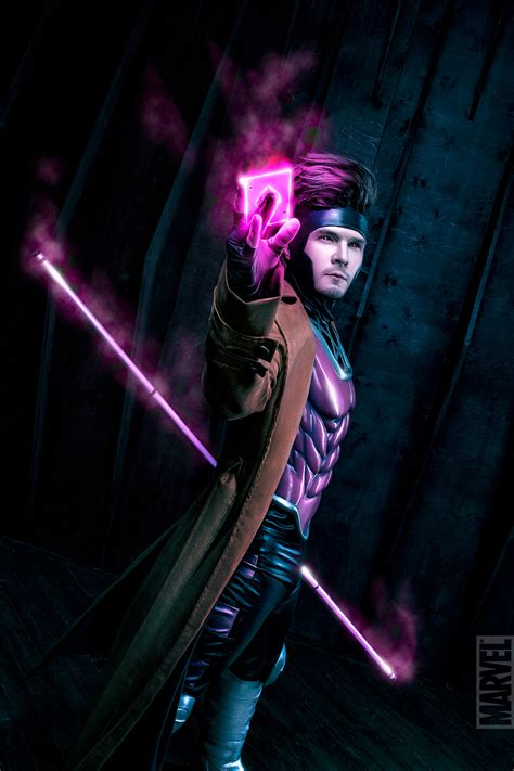 gambit by sunjicosplay on deviantart