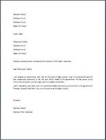 endorsement contract template sle endorsement letter template formal word templates