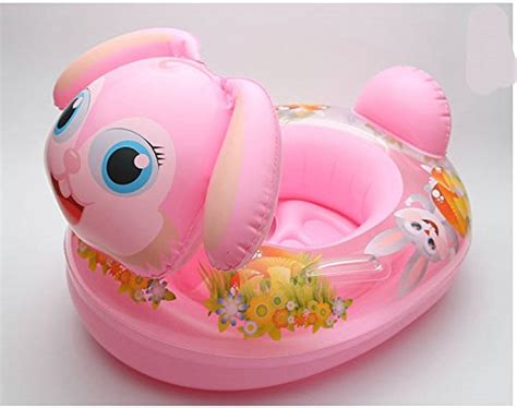 Baby Handle Safety Seat Float baby child rabbit handle safety seat float swim