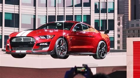 Ford No 2020 by 2020 Ford Mustang Shelby Gt500 Preview