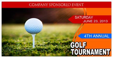 design banner golf golf banner golf tournament banner templates templates