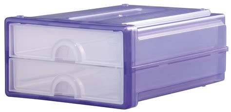 medium twin horizontal stackable drawer hospeco australia
