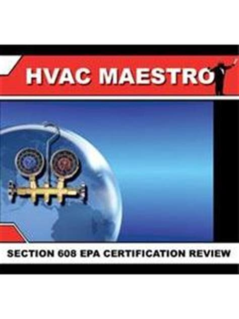 epa section 608 certification certification rses org