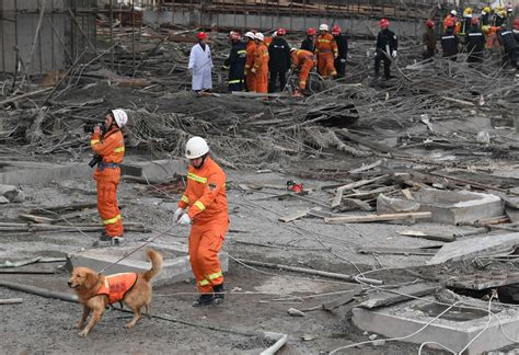 There Was A Disaster At Work On 2 all but three of 70 workers on site killed in construction