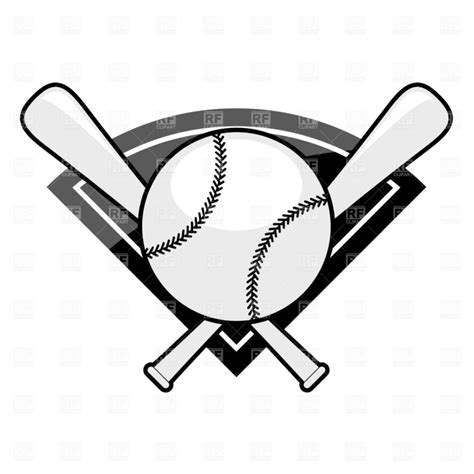 baseball clipart baseball bat clipart clipartion