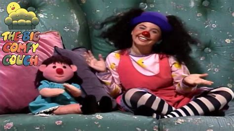 big comfy couch show hey you 90s kids loonette from the big comfy couch is