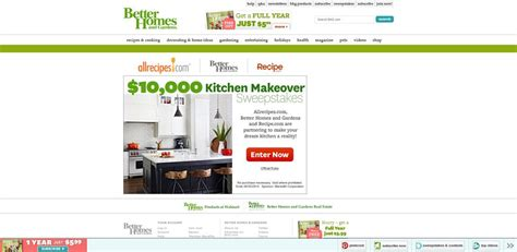 Kitchen Makeover Sweepstakes 2014 - bhg 10k kitchen makeover sweepstakes