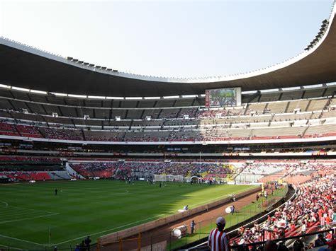 imágenes estadio azteca grandes estadios de futbol taringa