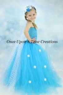 Elsa Handmade Costume - 1000 images about on elsa tutu dresses