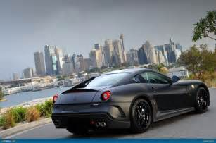 matt black 599 gto in sydney
