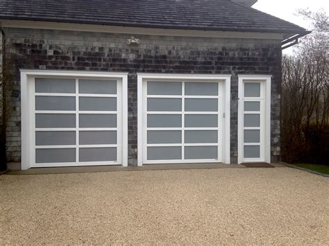 Aluminum Garage Doors Custom Aluminum View Glass Aj Garage Door Island Ny