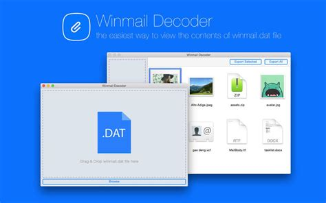 winmail dat android winmail decoder the best winmail dat reader app android apk