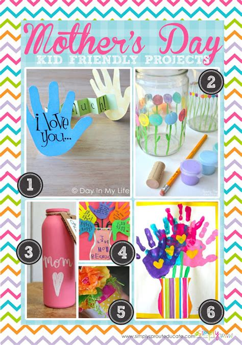 Kid Friendly Crafts For S Day Simply Sprout