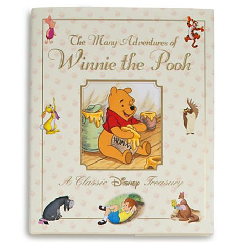 the many adventures of books shop winnie the pooh