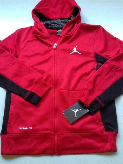 Sweater Jaket Air Hoodie Zipper nike boy air hoodie jumper fleece zip sweater