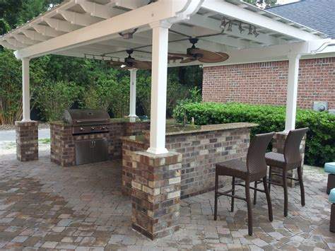 decor pergolas and pergola kits with fixed pergola canopy