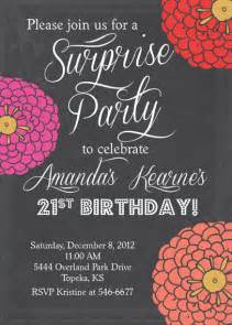 8 best images of printable invitations for adults free printable birthday invitations
