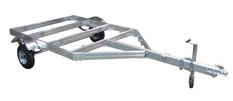 aluminum boat trailers kits trailex sut 1000 clc flatbed trailer kit cer s