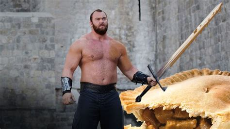 Teh Mountea the mountain from of thrones a 1 000 year weightlifting record trini lulz