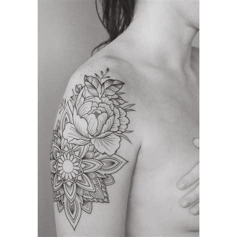 mandala tattoo quarter sleeve started a mandala sleeve today looking forward to