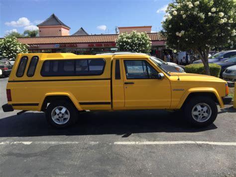 1988 jeep comanche 1988 jeep comanche pioneer
