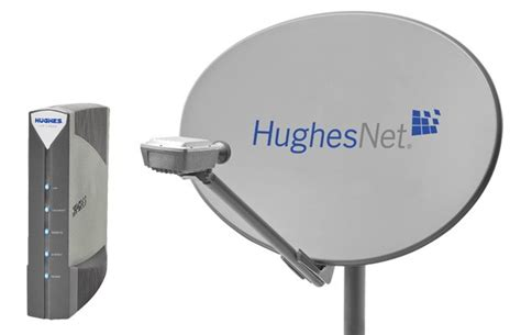 hughes new satellite service brings increased broadband