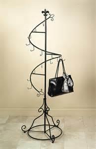 purse rack flickr photo