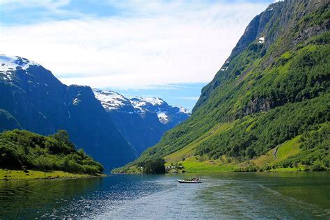 fjord water noorwegen fjord water 183 gratis foto op pixabay