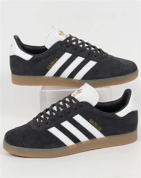 Promo Sepatu Adidas Gazele Suede Sol Gum adidas gazelle trainers grey white gum gum suede originals 80s 90s