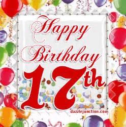 clip birthday greetings happy 17th birthday jacob happy birthday
