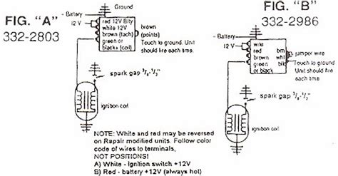 print   guide    electronic test equipment  outboard motors