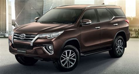 Toyota Fortuner 2017 2017 Toyota Fortuner Release Date Redesign And Interior